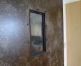 Interiérové posuvné dveře - detail
