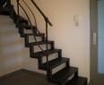 Kované schodiště