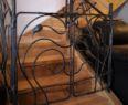 branka na schodiště