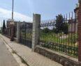Oprava původního plotu